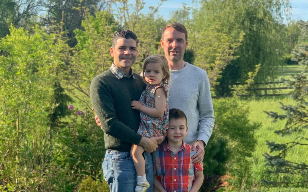 The de la Cruz-Brower Family