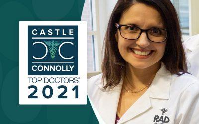 Dr. Adrienne Neithardt Awarded Castle Connolly 2021 Top Fertility Doctor!