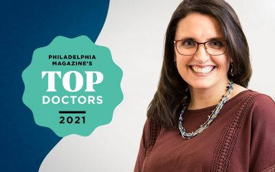 Dr. Adrienne Neithardt Named Top Doc of 2021 in Philadelphia Magazine
